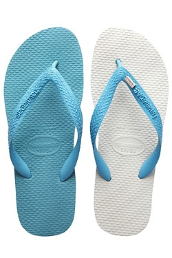 Keep your feet cool from the hot sand. Everyone needs at least one pair of Havainas!