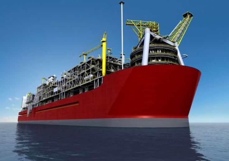 Prelude FLNG setting sail on Thursday?