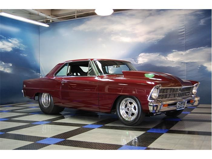 1967 Chevrolet Chevy II Nova this is the one car I totally want