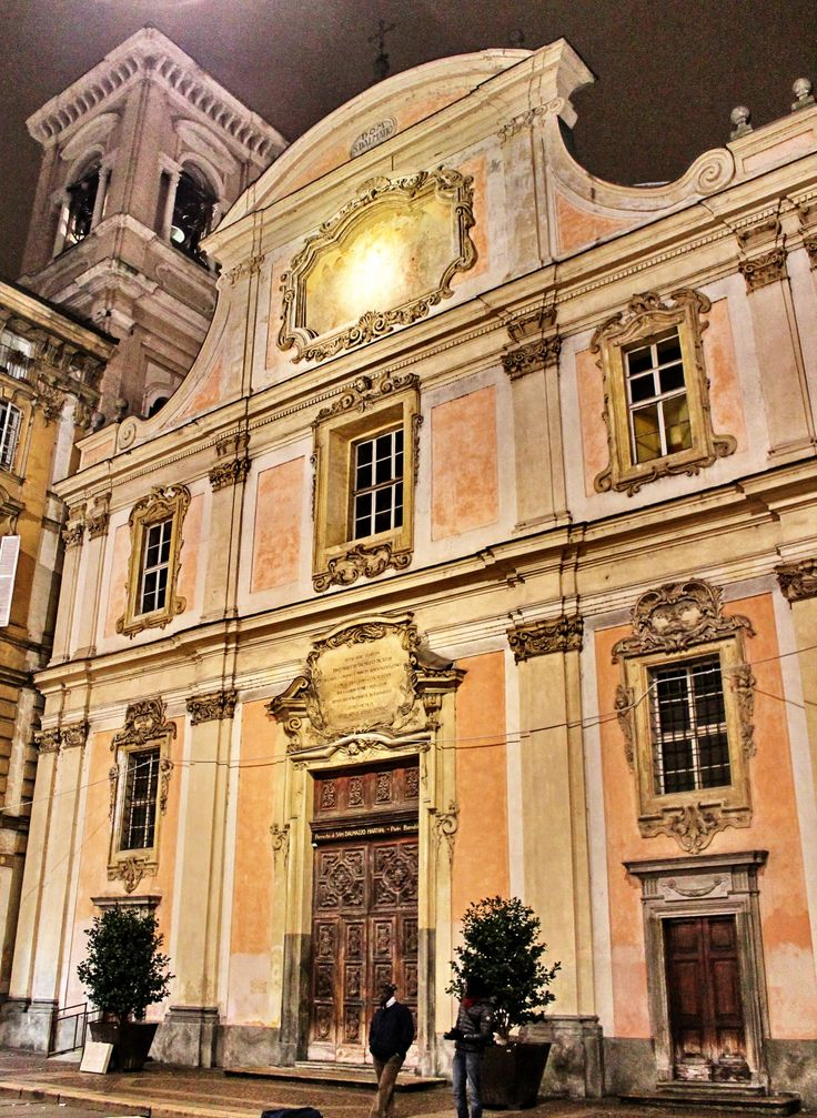 TORINO (Piemonte) - a night at Via Garibaldi - by Guido Tosatto