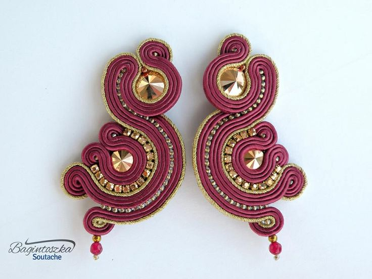New Soutache Earrings