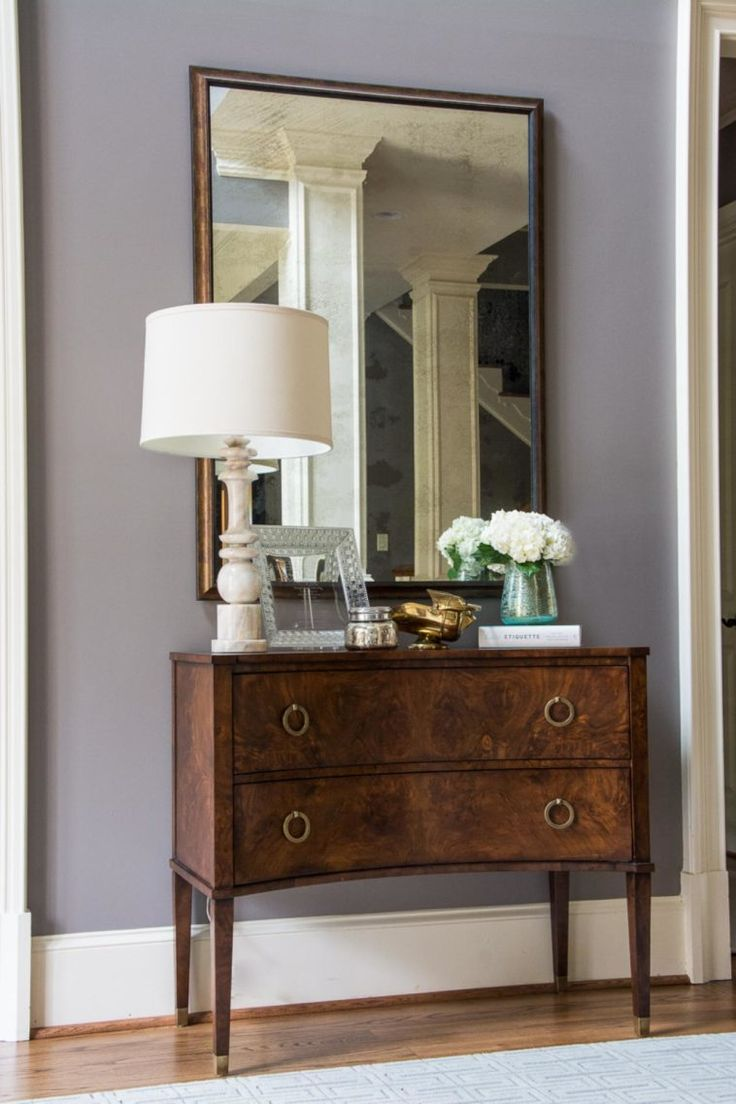Luxury Entry Hall Chest Of Drawers