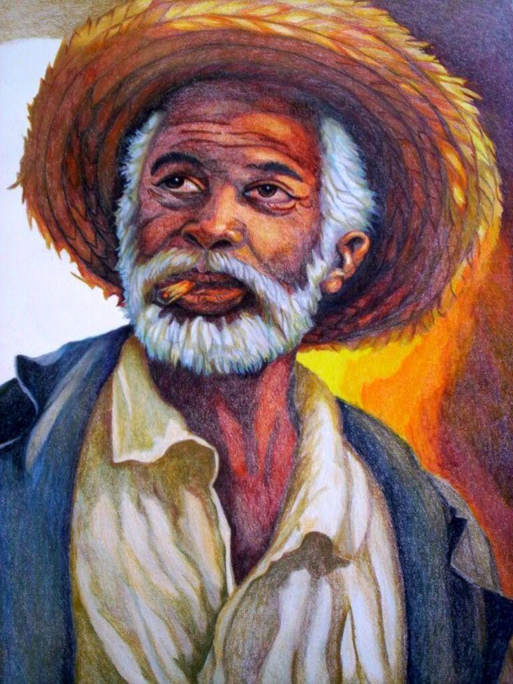 ♫ Pai Joaquim senta no toco / Filho de pemba não bambeia / Procurei nos quatro cantos / Só pra ver se tem areia ♫
