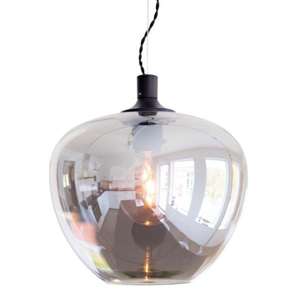Bellissimo taklampe - Røkgrå