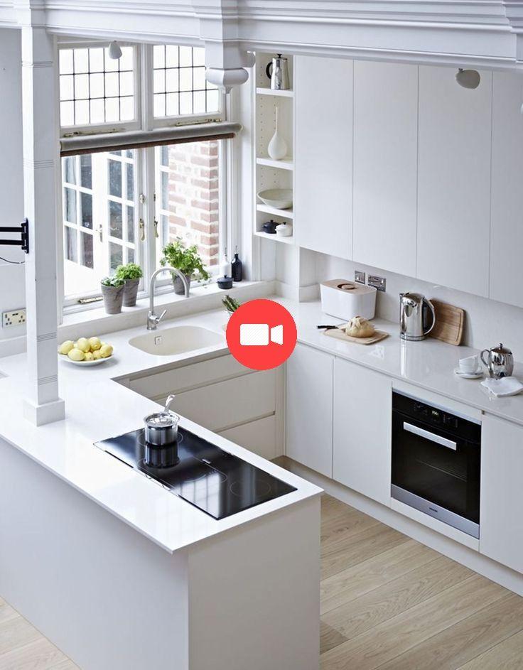 30 Petites Idees De Design De Cuisine Moderne Design Ideas Inspiring Kit Cuisine Moderne Petite Cuisine Moderne Cuisine Moderne Design