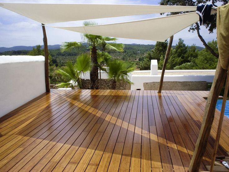 Hell oder dunkel, heimisch oder exotisch? Neue Terrassenbeläge sind langlebig…