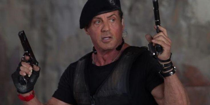 Sylvester Stallone não descarta em voltar para Os Mercenários 4