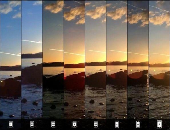 #iPhone. L'evoluzione della qualità della fotocamera, dal primo al 6+
