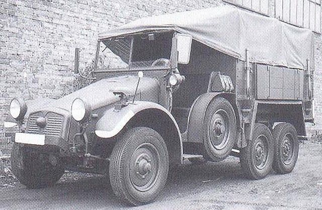 5 Ton Army Trucks >> 33 best images about Trucks of WW2 German Army on Pinterest | Luftwaffe, Trucks and Radios