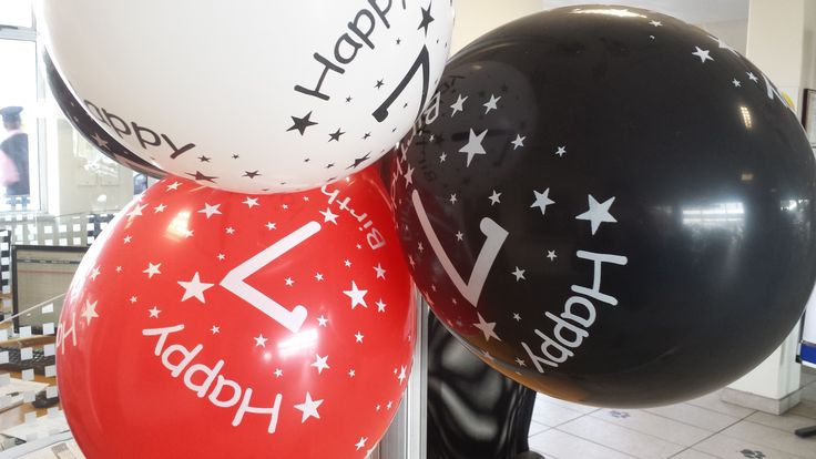 Our dealership turned 7 - Happy Birthday!