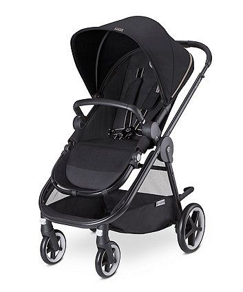 £102 excluding babycot and car seat... Cybex Iris M Air Pushchair Which: 84% https://www.which.co.uk/reviews/pushchairs/cybex-iris-m-air/review The stylish Cybex Iris M-Air is a Best Buy because it's easy to use and scored highly across the board in our tests. It's almost identical to the Best Buy Cybex Balios M, but has light tyres instead of all-terrain tyres. Despite the smaller tyres, the drive was still impressive, and this is a stylish and practical pushchair that will give your…