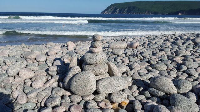 Ingonish Beach. From Where to Stay on the Cabot Trail, Nova Scotia