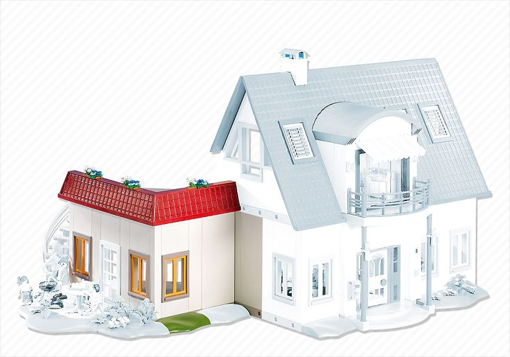 Corner Extension for Suburban House 4279 - 7388 - PLAYMOBIL® Canada