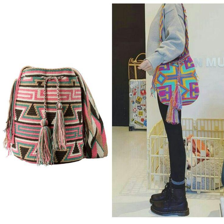 Style Wayuu bag www.fullmoonrise.com