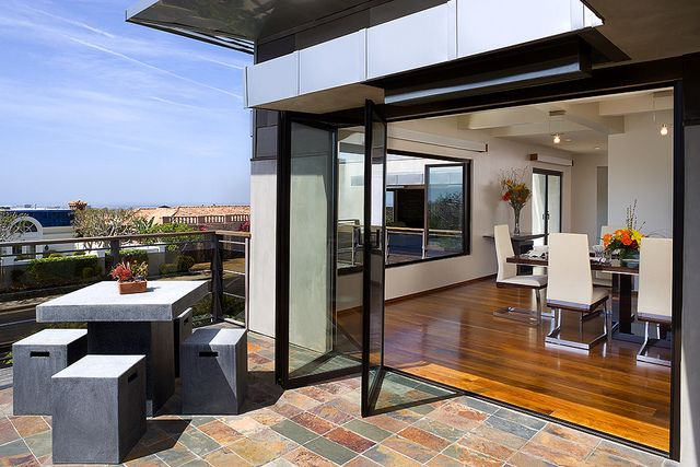 Nanawall Newport Beach House Via Flickr For The Home Pinterest Sweet Home Pocket Doors