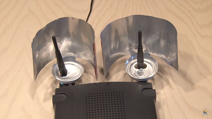 DIY: Boost your WiFi signal using a beer can