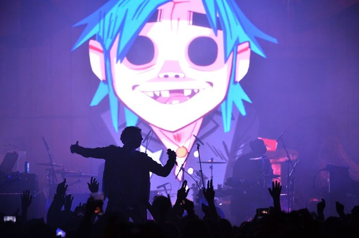 """Imagine a night where everything that you believed in was turned on its head. How would you feel?"" Just over a year ago, Damon Albarn was beginning, in earnest, to make the new Gorillaz album, Humanz. As he reached out to the predictably dizzying array of collaborators, that was the main question he asked them: a basic premise plucked from a looming disaster out on 2016's horizon. Soon after the official announcement of Humanz and some weeks from its release, I am with Albarn at his hot..."