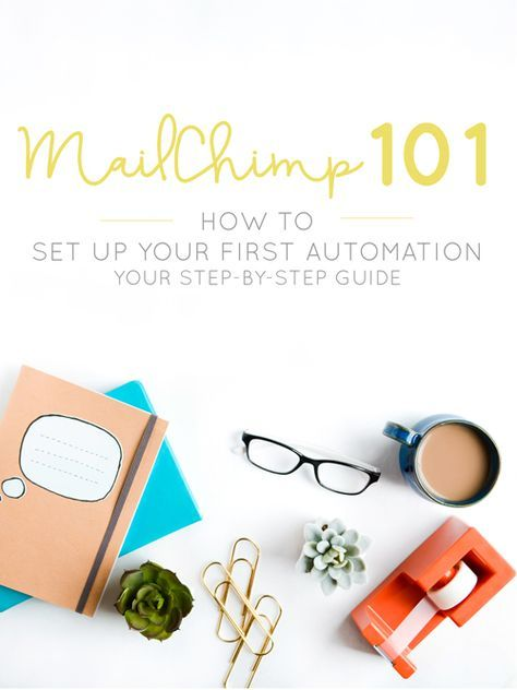So you have built a list, sent out some emails and are starting to see things grow, but you are really ready to take this thing up a notch. You know Mailchimp has some powerful capabilities, but you aren't quite sure how to set them up or what they would be ideal for. We are here to help | Think Creative Collective