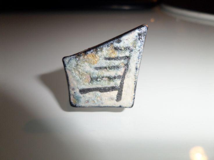 ceramic form / ring