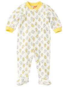 Teeny Weeny Duckling Print Sleepsuit product photo