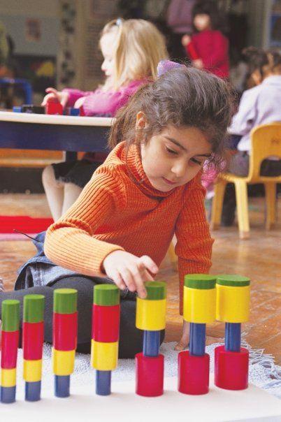Educación Preescolar: 161 fotoideas de material didáctico