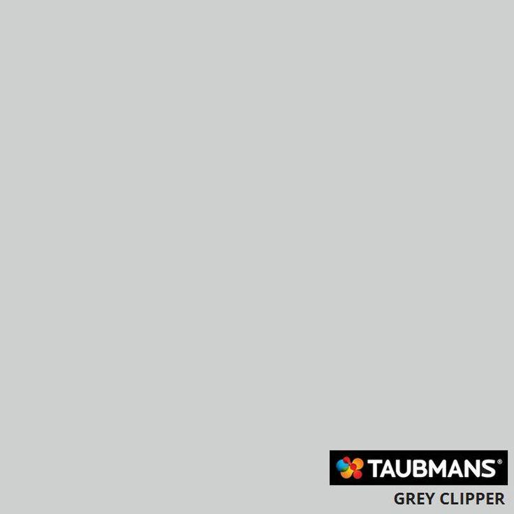 #Taubmanscolour #greyclipper