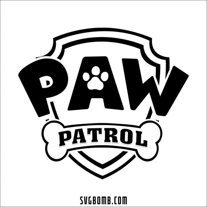 Paw Patrol SVG Printable pud |Png Dxf| Pud paw patrol svg Pud paw patrol Png Paw Patrol Clipart Eps Pdf Paw Patrol Cut Files Svg
