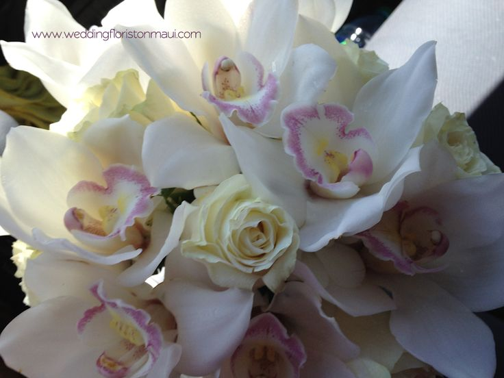 About Maui Wedding Flowers On Pinterest Purple Orchids Wedding