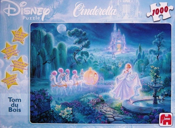 Cinderella Tom Du Bois Jigsaw Pinterest Toms And
