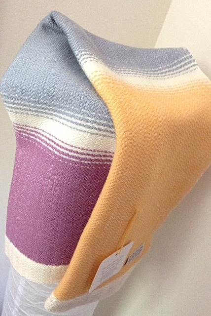 Baby+Blanket+HandWoven+Organic+Merino+Wool+by+FiberDanceWeaving,+$128.00