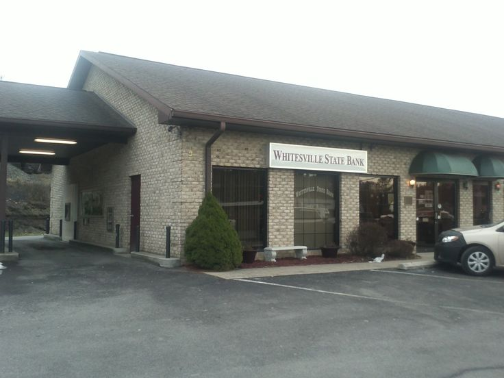 """""""A small town bank with big city advantages!"""" Whitesville State Bank is a full service Financial Institution aimed at providing our customers the best service possible. [Businesses - Financial Institutions > Banks - ATV's > Loans - Loans > Recreational Vehicles] www.wvyourway.com  Crab Orchard, WV"""