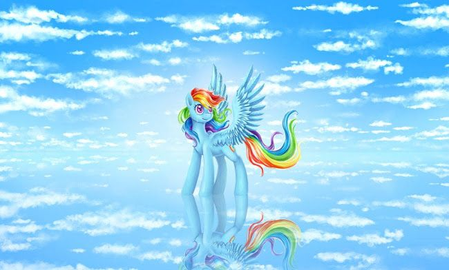 Equestria Daily - My Little Pony News and Brony Stuff! : Drawfriend Stuff - BEST OF RAINBOW DASH ART Edtion (Part 2)