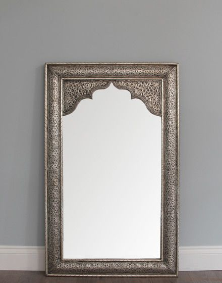 Moroccan Mirror Antique Silver Finish. The 25  best Moroccan mirror ideas on Pinterest   Transitional