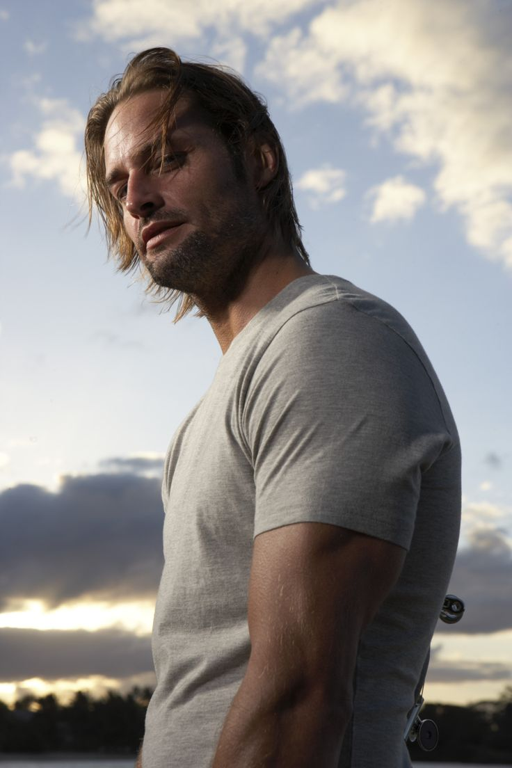 Josh Holloway - Men's Health Photoshoot