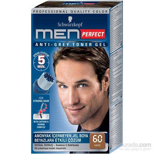 Schwarzkopf Men Perfect 50 Açık Kahve Saç Boyası Fiyatı