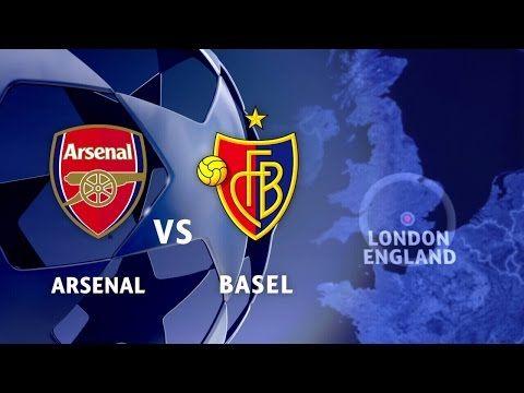Arsenal vs. FC Basel | 2016-17 UEFA Champions League Highlights - YouTube