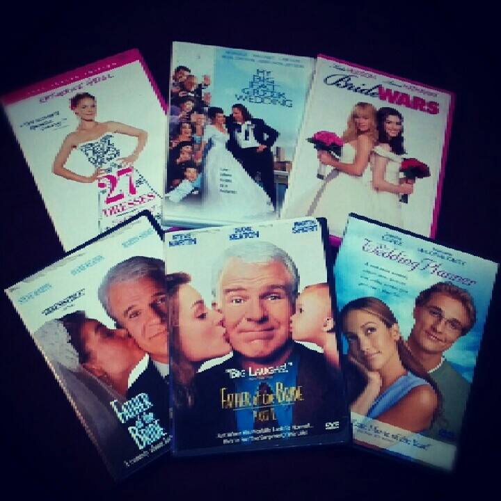 My favorite wedding movies :)
