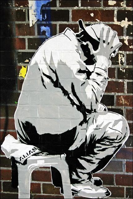 Alias | street art
