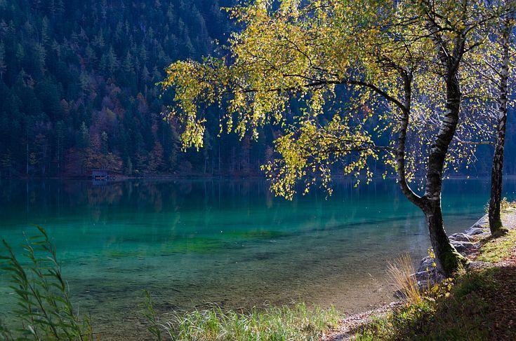 Brandstadl und Hintersteiner See : Zauber des Lichts