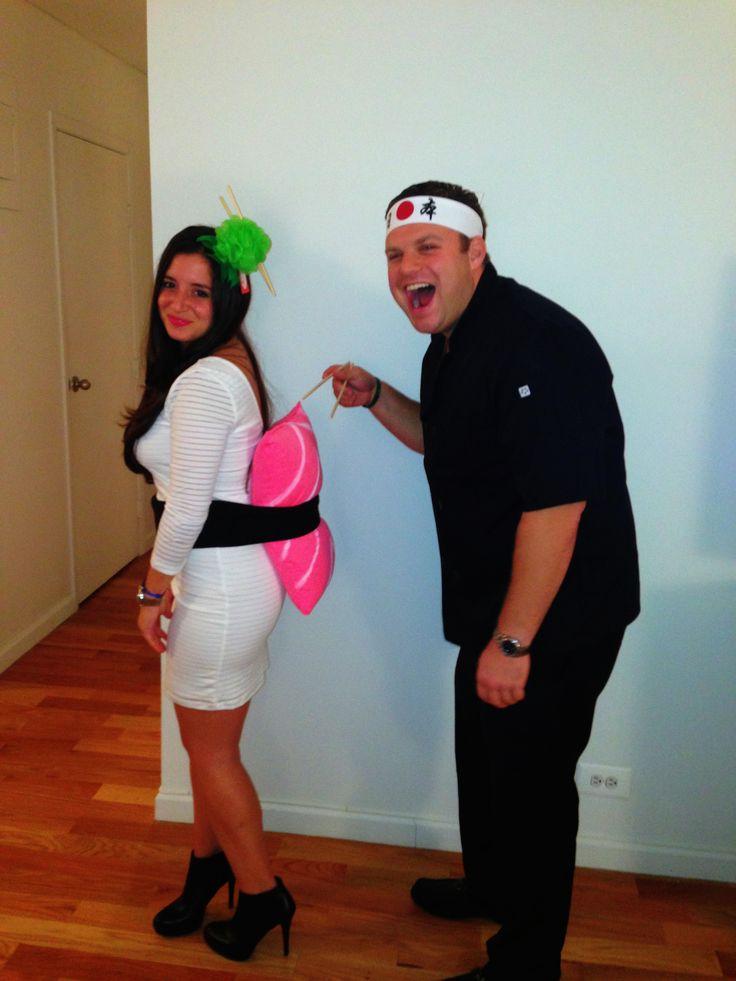 Les 25 meilleures id es de la cat gorie costume sushi sur pinterest costume sushi halloween - Idee costume halloween ...