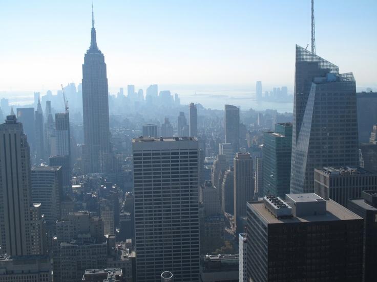 Nowy Jork - drapacze chmur. New York City, USA. Fot. radio RMF FM