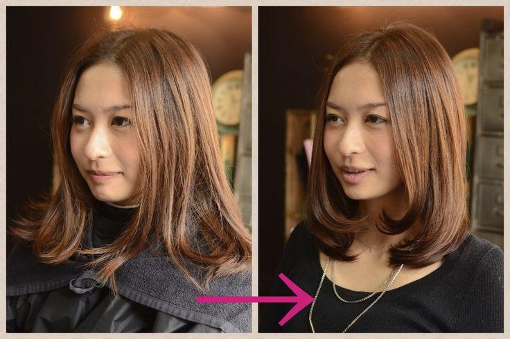 きれいに髪を伸ばす秘訣☆    詳細はこちら→ http://ameblo.jp/beautician-inoken/entry-11668303620.html