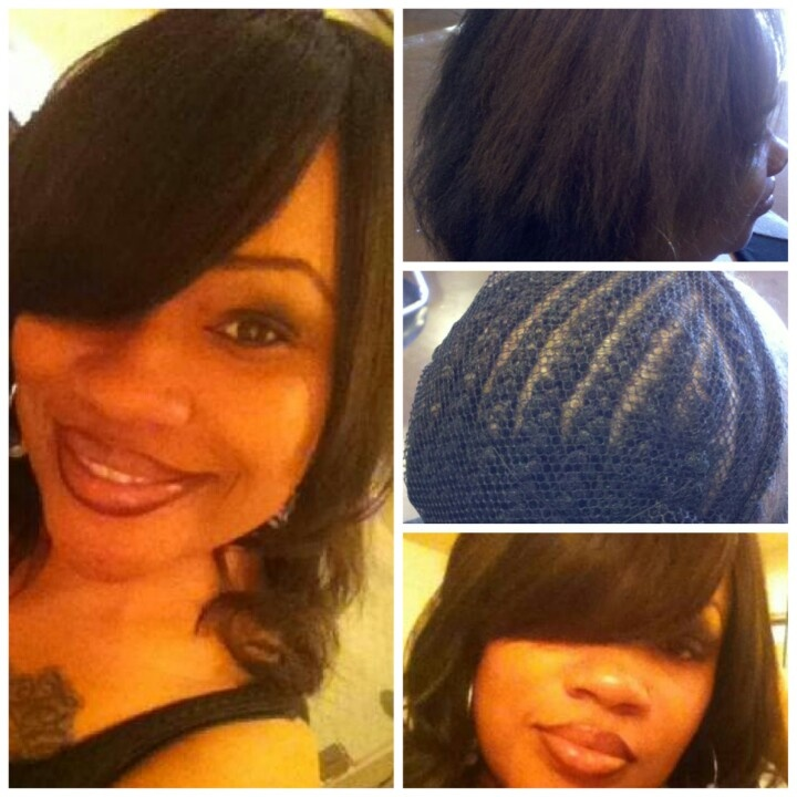 Full head weave by Monica