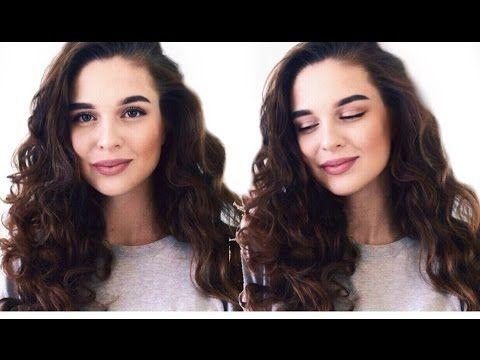 КУДРИ БЕЗ ПЛОЙКИ И БИГУДИ | Heatless Curls - YouTube