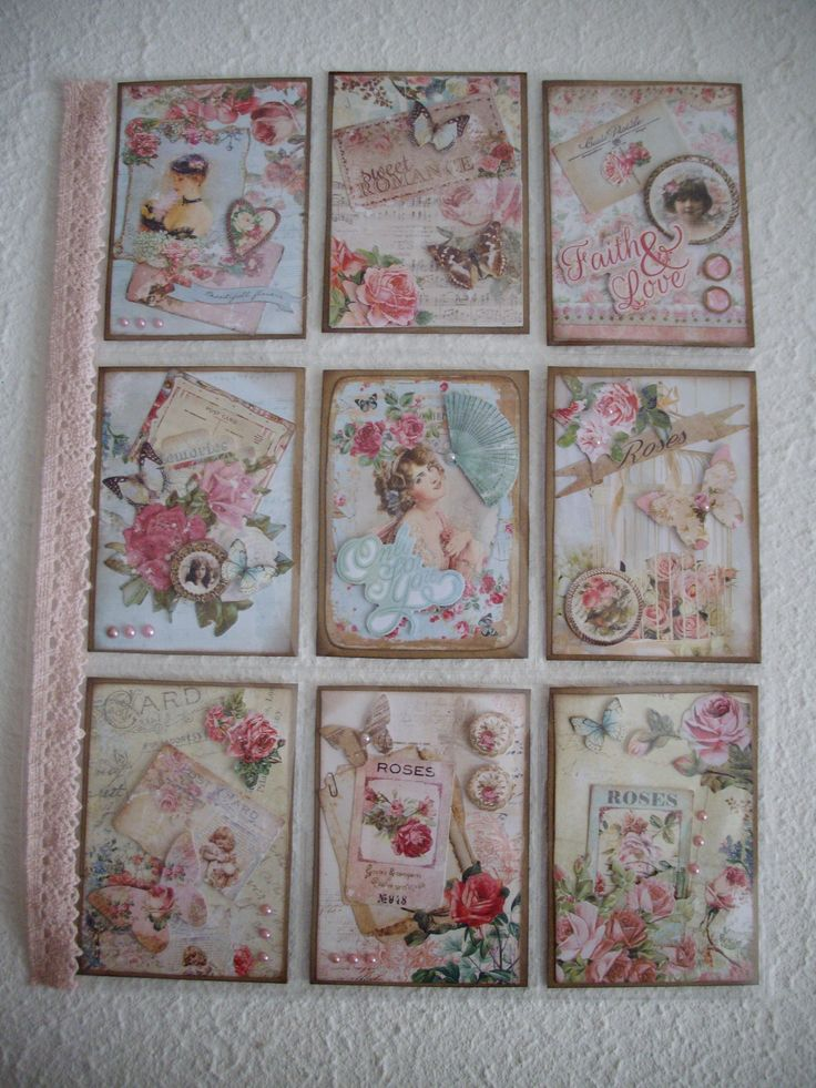 Shabby Chic Pocket  pocket letter  Pinterest  Chic, Pockets and Shabby