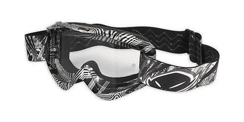 Occhiali-UFO-Nazca2-Evolution-cross-enduro-colore-nero-bianco