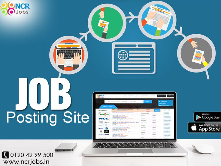 There are various job portals which provide jobs online after getting registered with the portal. #JobPostingSites provide a source to the candidate in getting the job. See more @ http://bit.ly/2tEBusa #NCRJobs #JobSite