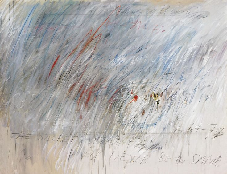 375 Best Images About Cy Twombly On Pinterest Paphos