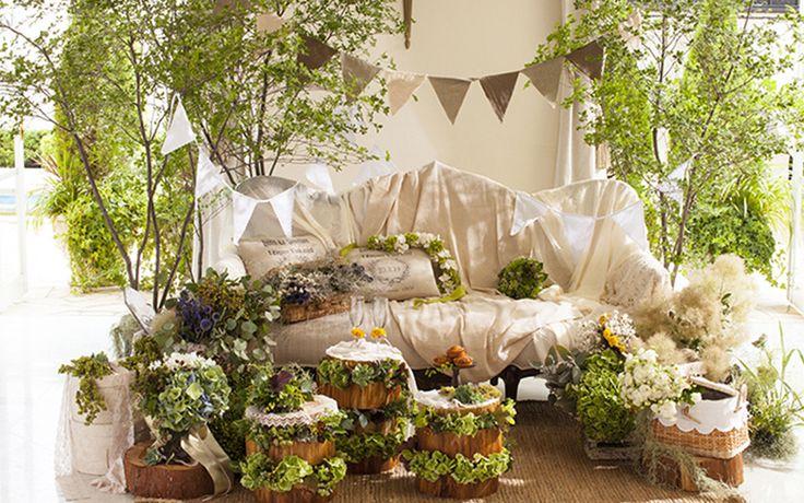 【公式】ウェディングステージ |麻布(東京)の結婚式場【麻布迎賓館】 - ハウスウェディングのT&G