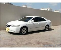 Toyota Camry 2008 for Sale in Abu Dhabi